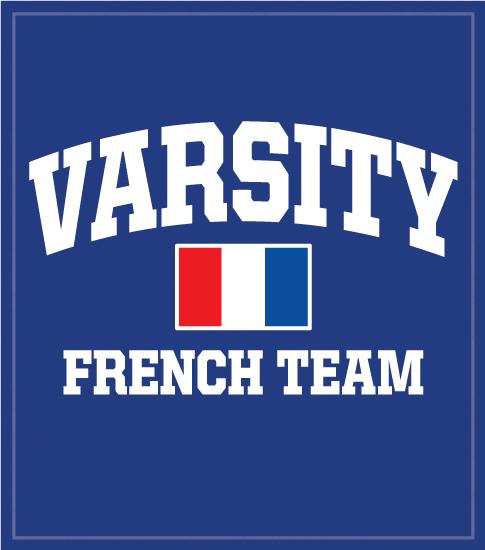 Varsity French Club T-shirt