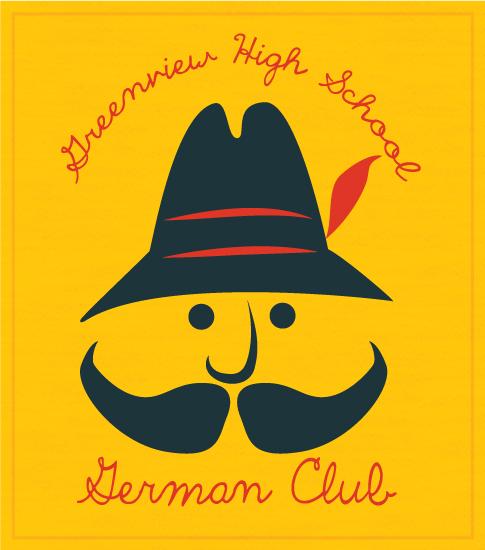German Club T-shirt Yellow
