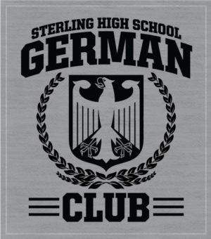 German Club T-shirt Seal
