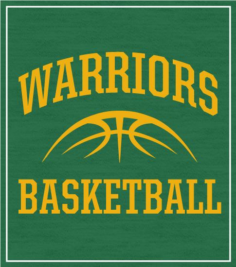 Basketball T-shirts Half Ball