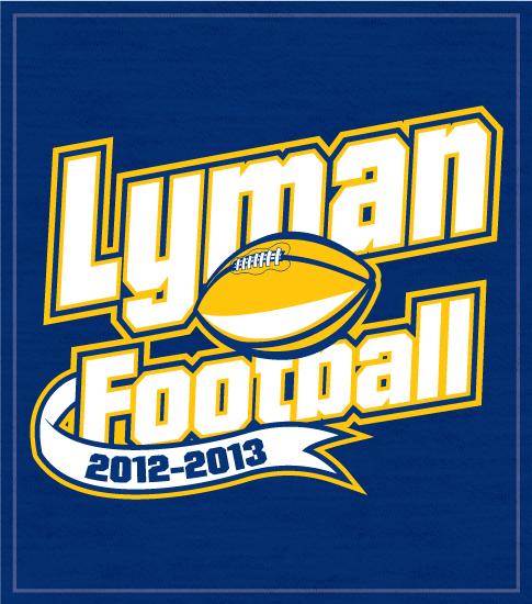 High School Football T-Shirt