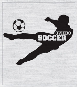 High School Soccer T-shirt