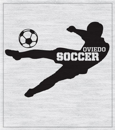 High School Soccer T-shirt