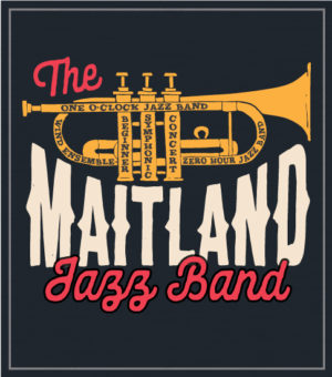 Jazz Band T-shirt Trumpet