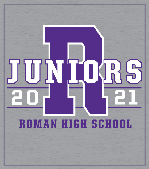 Junior Class of 2021 T-shirt