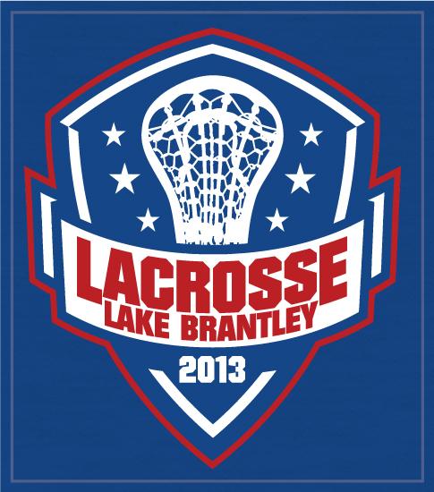 Lacrosse High School Team T-shirt
