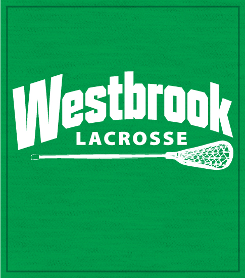 Lacrosse T-Shirt Horizontal Stick