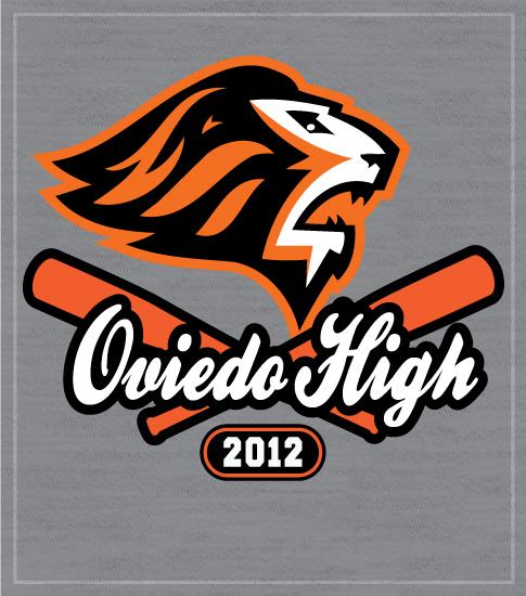 Lions Baseball T-shirt