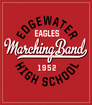 Marching Band T-shirt Script