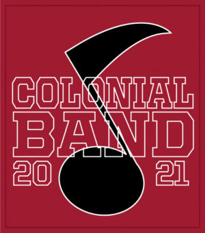 Marching Band T-shirt Note