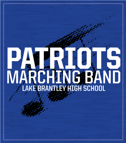 Marching Band T-Shirt Patriots