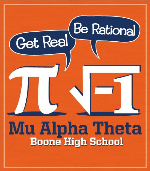 Math Club T-shirt Get Real