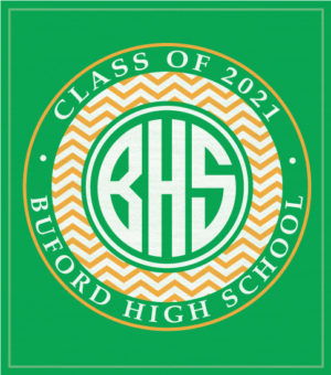 Monogram High School T-shirt