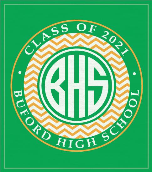 Monogram High School T-shirt