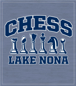 Arched Chess Club T-shirt