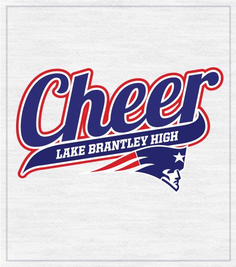 Script Cheer T-shirt