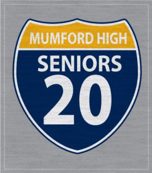 Senior Class T-shirt Highway