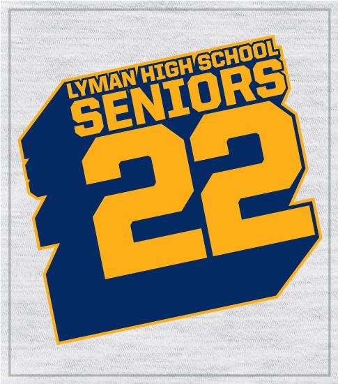 Senior Class T-Shirt Tilted