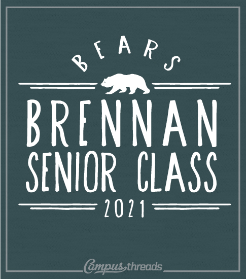 Seniors T-shirt Hand Drawn