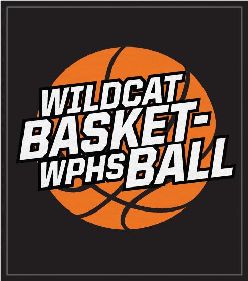 Slanted Basketball T-shirt