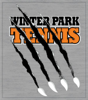 Tennis Team T-shirt Tearing Claw