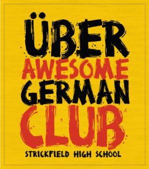 Uber German Club T-shirt