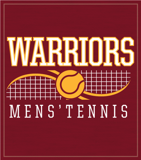Warriors Men's Tennis T-shirt