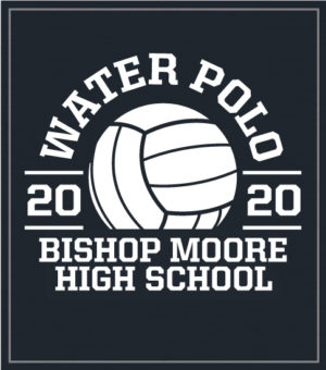Athletic Style Water Polo T-shirt