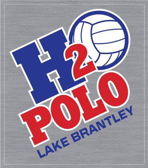 Water Polo T-shirt H2O Ball