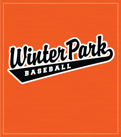 Winter Park High Baseball T-shirt