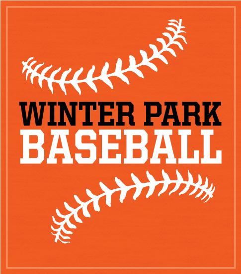 Winter Park High Baseball Shirt