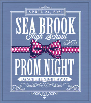 Bow Tie Preppy Prom Shirt