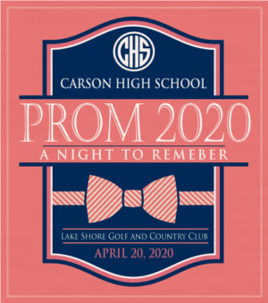 Prom T-shirt Night to Remember