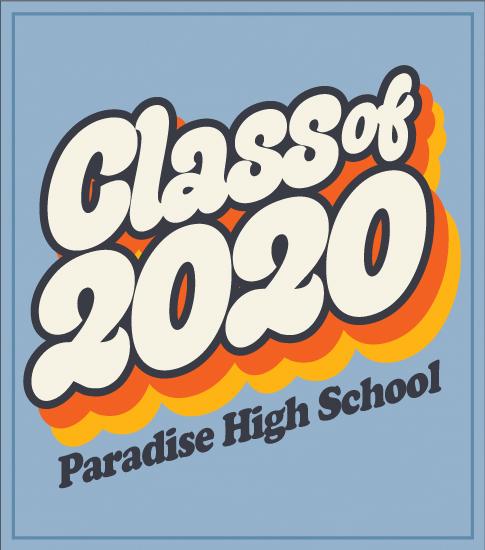 Class of 2020 T-shirt Retro