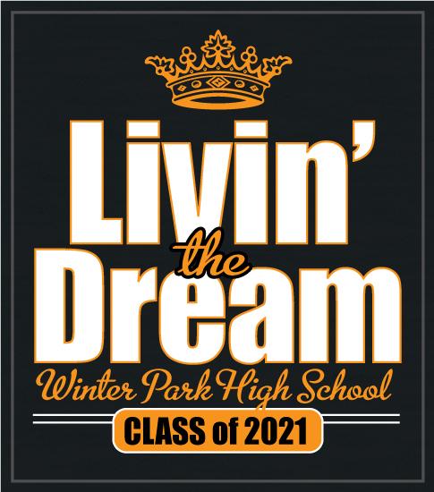 Class of 2021 T-shirt Crown