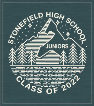 Class of 2022 T-shirt Mountains