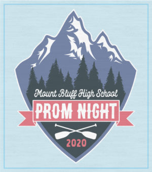 Mountain Prom T-shirt