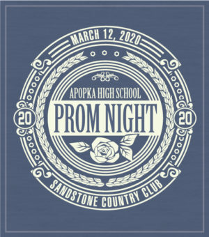 Prom Night T-shirt in Label