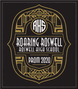 Roaring Twenties Prom T-shirt
