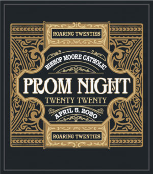 Prom T-shirt Roaring Twenties