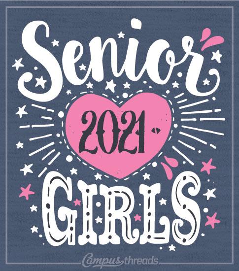 Senior Class Girls Shirt