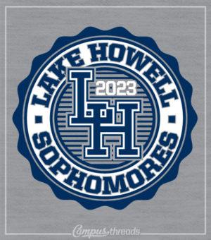 Sophomore Class T-Shirt Circle