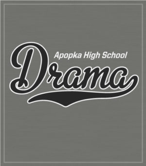 School Drama Club T-shirt Script