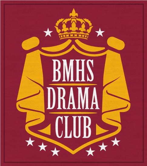 Drama Club T-shirts with Curtains