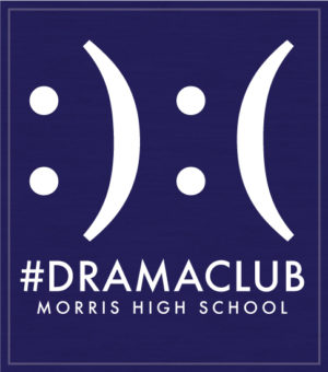 Drama Club Shirts with Emojis