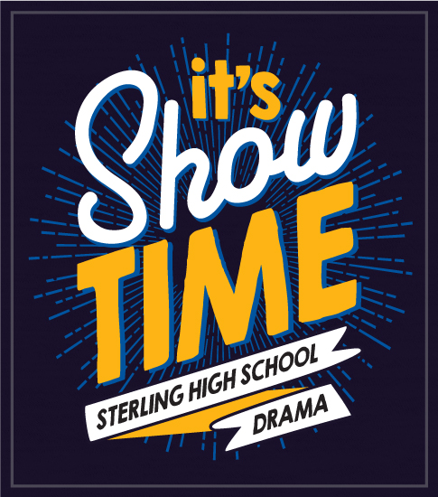 Show Time Drama Club Shirts