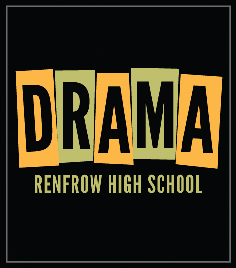 Drama Theater Shirt Retro Style