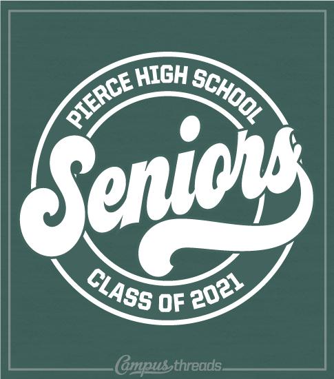 Wildcats Class of 2021 T-shirts