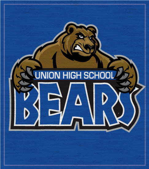 Bears Spirit T-shirts Mascot