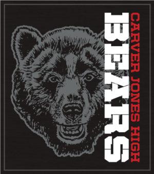 Bears T-shirt Spirit Wear
